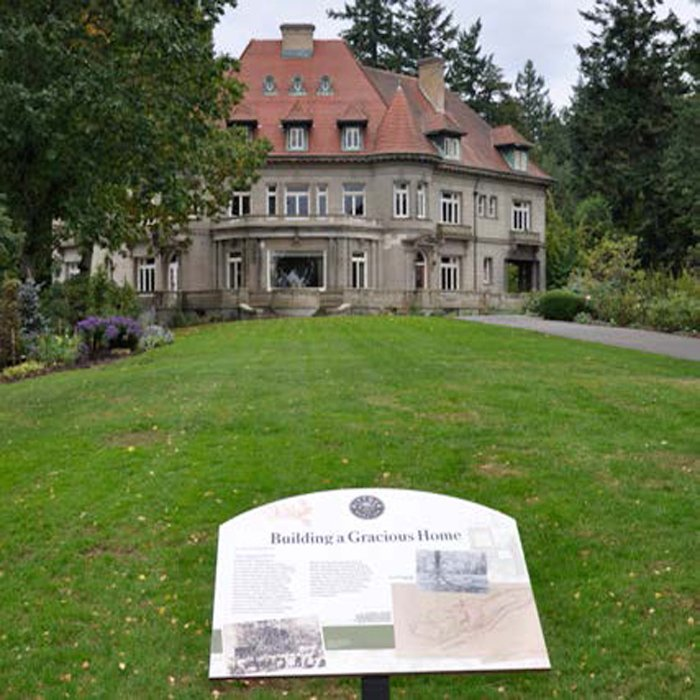 Alchemy of Design: Pittock Mansion