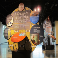 Washington County Museum, Technology Innovation Past & Present