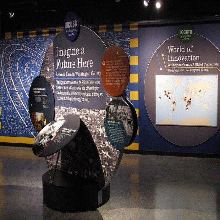 Alchemy of Design: Washington County Museum Technology Innovation Past & Present
