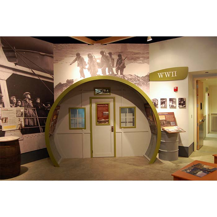 Museum of the Aleutians_WWII