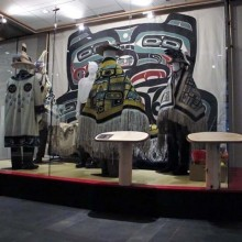 Sealaska Heritage Institute: Opening Exhibition Exhibits