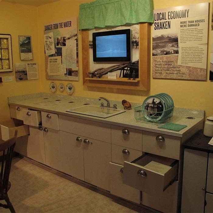Valdez Museum: A Look Back at the Good Friday Earthquake