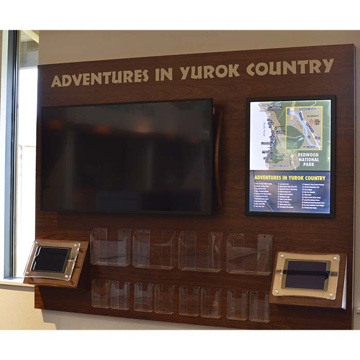 Yurok County Visitor Center Adventures