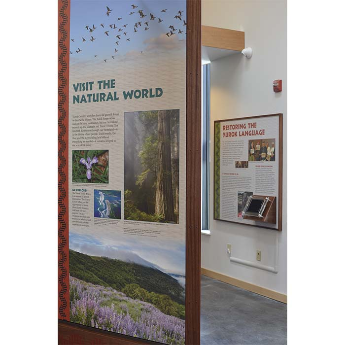 Yurok County Visitor Center_Natural-World