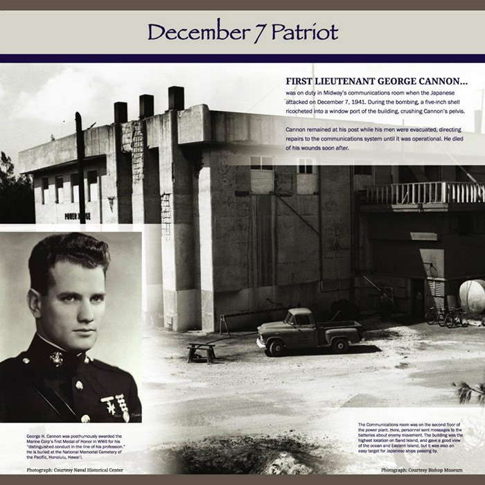 The Alchemy of Design: Battle of Midway Memorial