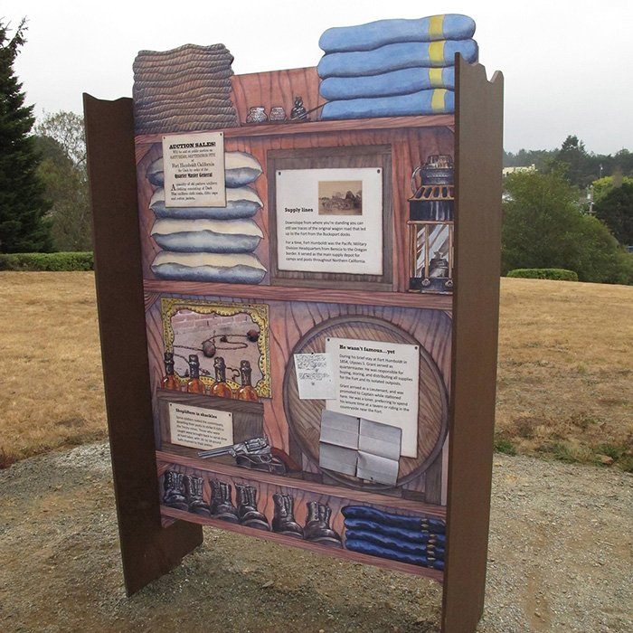 The Alchemy of Design: Fort Humboldt