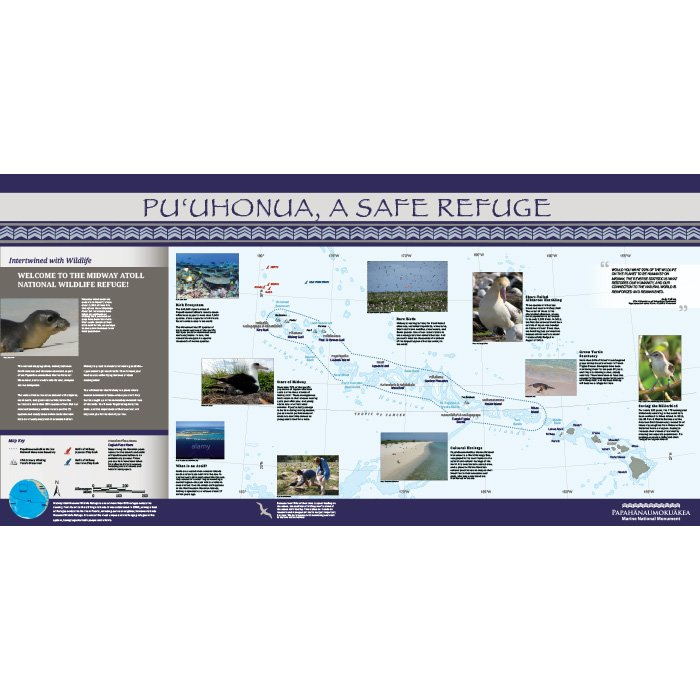 The Alchemy of Design: Midway Atoll NWR